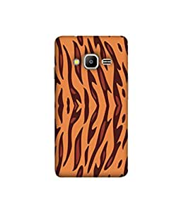 Kaira High Quality Printed Designer Soft Silicone Back Case Cover For Samsung Z2 (2016)(130020_animals)