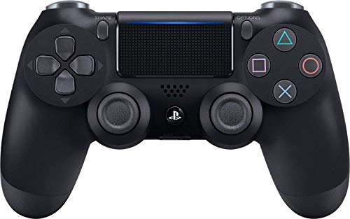 PlayStation 4 - DualShock 4 Wireless Controller, Schwarz -
