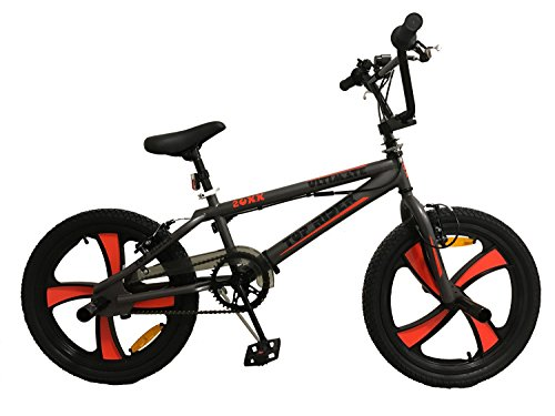 TOP RIDER Free Style/BMX 20'' Rotor System 360°' Ultimate