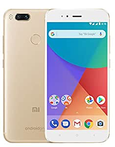 xiaomi mi a1 smartphone 64gb 5 5 wei gold. Black Bedroom Furniture Sets. Home Design Ideas