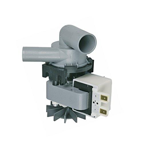 Bosch Siemens 130618 00130618 Ablaufpumpe Wasserpumpe Entleerungspumpe Schmutzwasserpumpe Spaltpolpumpe Spaltmotorpumpe Laugenpumpe 100 Watt Waschmaschine auch Neff Merker DeDietrich Constructa