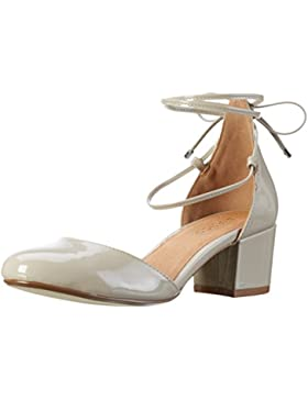 Bianco Damen Open Shoe  Exp16 Mary Jane Halbschuhe