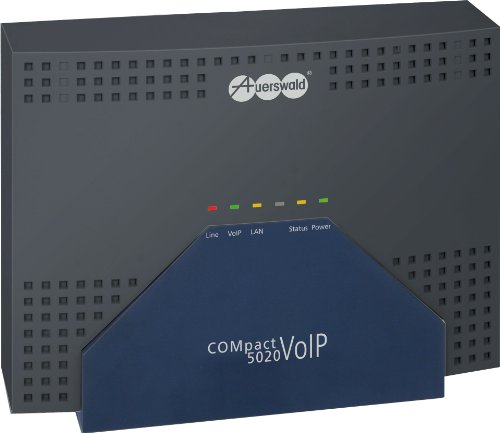 Auerswald Telefonanlage COMpact 5020 VoIP Tk-Anlage 1So/Up0,10A/B-Ports