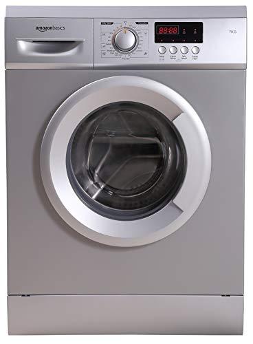 2. AmazonBasics 7 kg Fully-Automatic Front Load Washing Machine
