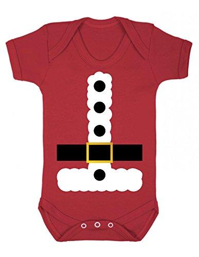 Bullshirt Baby Jungen (0-24 Monate) Body rot rot 12-18 (Up Film Ideen Dress)