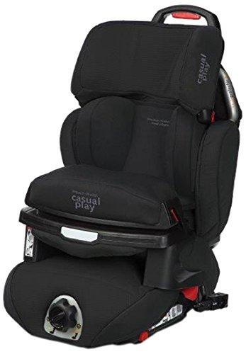 Preisvergleich Produktbild Casualplay multiprotector Fix–Kinderautositz, Gruppe 0+, Farbe Total Ebony