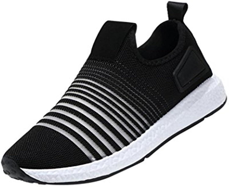 Chenang Sneaker Herren Pluumlsch Wandern Reise Schuhe Gepolsterte Sneakers Low Top Sport Trekking Running Fitnessschuhe