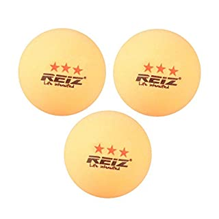 KNOSSOS Reiz Rz1813 Good Bounce 3Pcs/Set 40Mm 3-Star Table Tennis Balls for Match