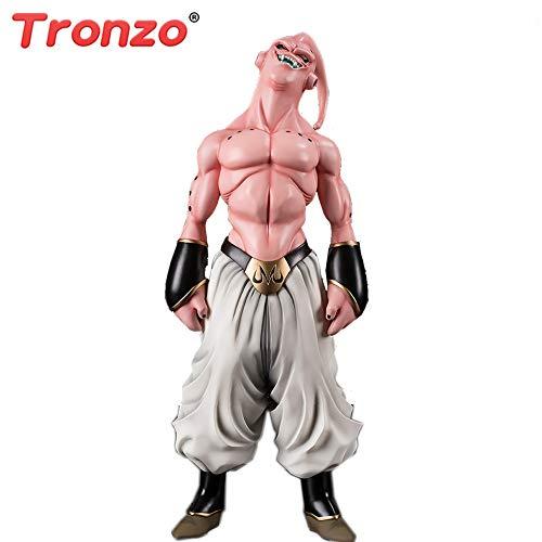 Tronzo Grande Original Bandai Figuarts Zero EX Dragon Ball Z Majin Buu PVC Figura de Acción de Colección Modelo Juguetes DBZ Buu estatuilla