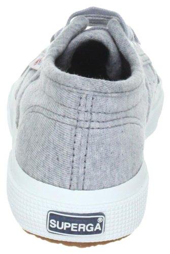 Superga 2750- JERSEYJ S004WJ0, Sneaker unisex bambino Grigio (Grau (Lt Grey C38))