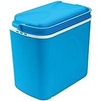 Carpoint 0510261 Réfrigérateur Frigobox, Bleu/Blanc, 24 L