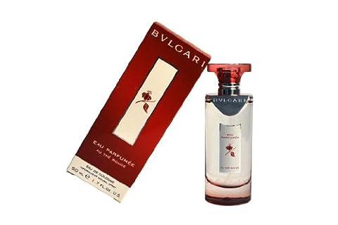 Bvlgari Eau Parfumee au the Rouge POUR FEMME par Bvlgari - 50 ml Eau de Cologne Vaporisateur