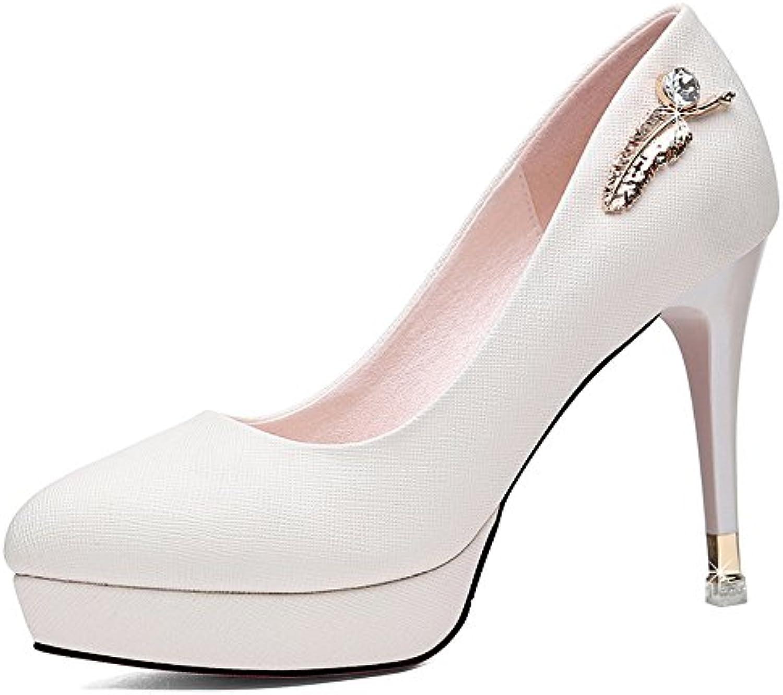 Chanclas MEIDUO Sandalias Zapatos de Las Mujeres de Las Mujeres de Microfibra Primavera Verano Talones del Estilete...