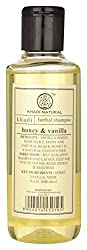 Khadi Herbal Honey amd Vanilla Shampoo, 210ml