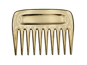 Fantasia Styling Comb, Length 9 cm, Golden