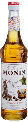 Monin Premium Roasted Hazelnut Syrup 700 ml