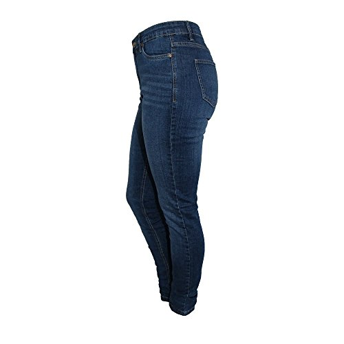 "Ladies ""Lara"" Skinny Jeans (dark blue) Blau"