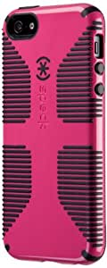 Speck SPK-A1570 CandyShell Grip Case for iPhone 5 Raspberry Pink /Black