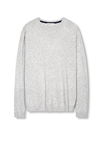 ESPRIT Collection Herren Pullover Grau (light Grey 040)
