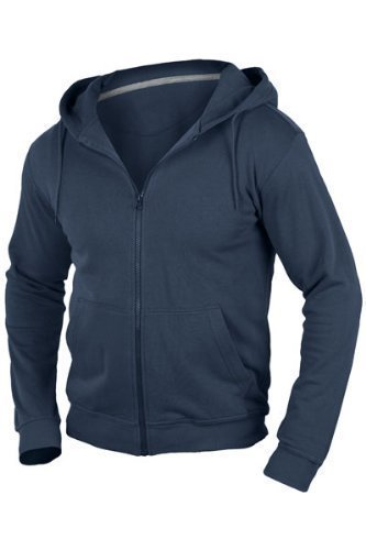 hanes-7532-mens-comfortsoftr-organic-zip-up-hoodie-hooded-sweat-jacket-navy-m