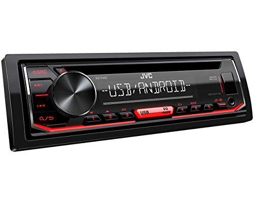 JVC KD-R492 1-DIN Autoradio-Set für LKW/Truck/Bus/24 Volt/24V