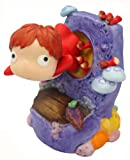 Runaway of Studio Ghibli Music Box Ponyo (japan import)