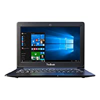 RDP ThinBook 1130 (Intel Quad Core 1.92 GHz Processor/2GB RAM/32GB Storage/Windows 10) 11.6