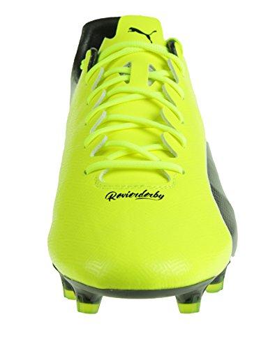 Puma Speed 500 Ignite Pwrcool, Chaussures de Running Compétition Homme Jaune