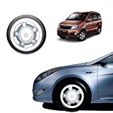 Oshotto NSKU-7233 Push Type 15 inch Silver Wheel Cover Caps for Mahindra Xylo (Set of 4) Amazon Rs. 1500.00
