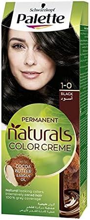 Schwarzkopf Palette Naturals 1-0 Black