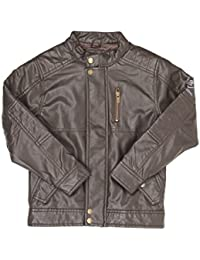 47addde088ed Leather Boys  Jackets  Buy Leather Boys  Jackets online at best ...