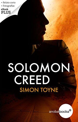 Solomon Creed por Simon Toyne