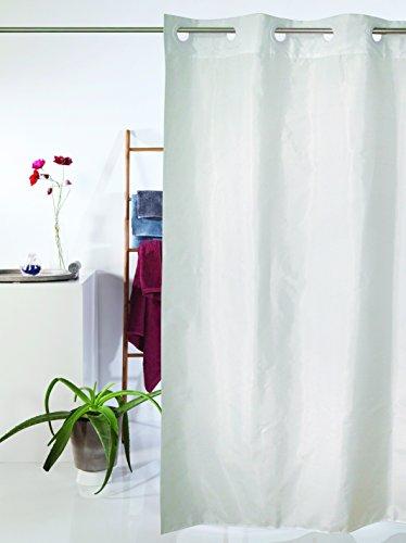 Tenda Doccia WHITE 180x180 cm Nuovo Design Senza Anelli