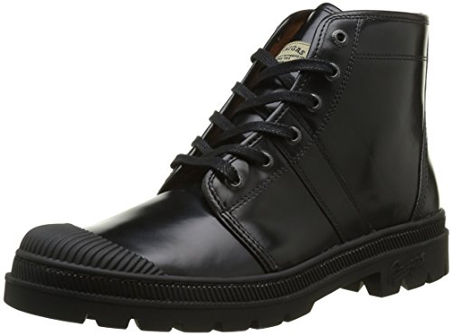 PataugasAuthentique H4b - Scarpe con lacci alla caviglia Uomo , Nero (nero), 44