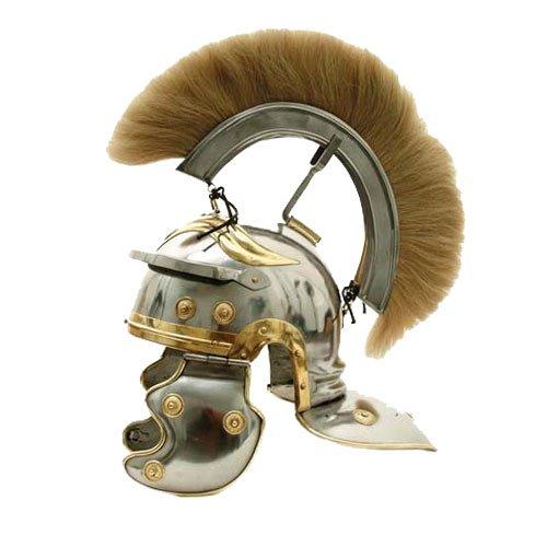 Roman Centurion Helm-Weiß (Helm Centurion Roman)