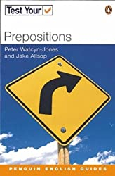 Test Your Prepositions Ne (Penguin English)