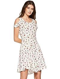 Sugr by Unlimited Women's Body Con Knee-long Dress