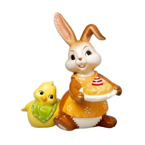 Ostern Geschenke Goebel Hase Mit Oster Kuchen Ostern