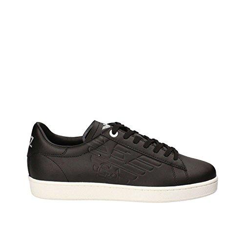 Ea7 emporio armani 248028 CC299 Zapatos Hombre Negro 44