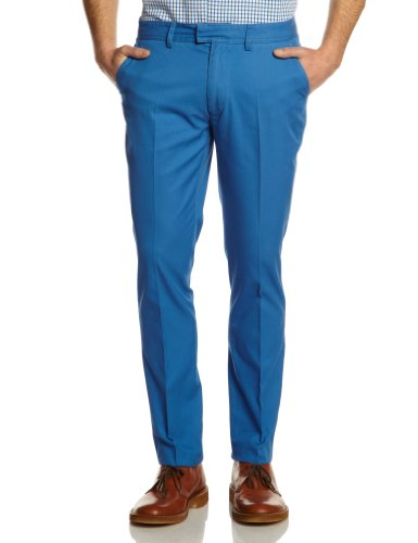 Farah - Pantalon - Homme Bleu (Azul)