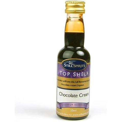 Still Spirits-ripiano superiore, colore: cioccolato/crema