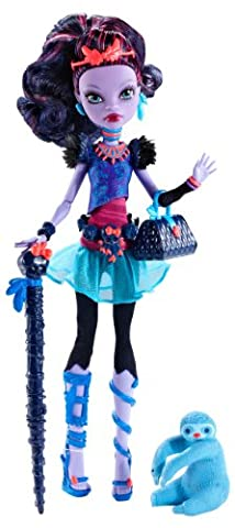 Poupée Monster High Jane Boolittle