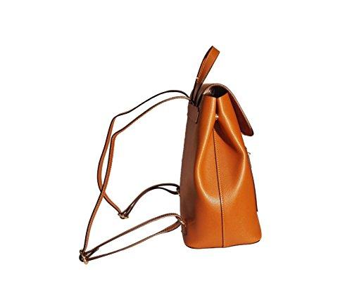 CatInBag , Sac à main porté au dos pour femme cuir