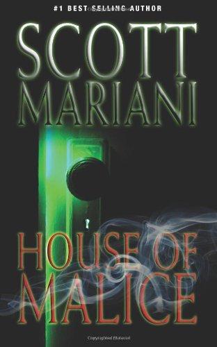 House of Malice by Scott Mariani (2013-10-02)
