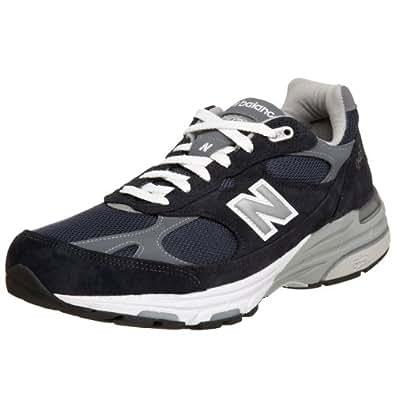 New Balance MR993NV, Herren Sportschuhe - Running, Blau (NAVY/GREY D), EU 42 (UK 8) (US 8.5)