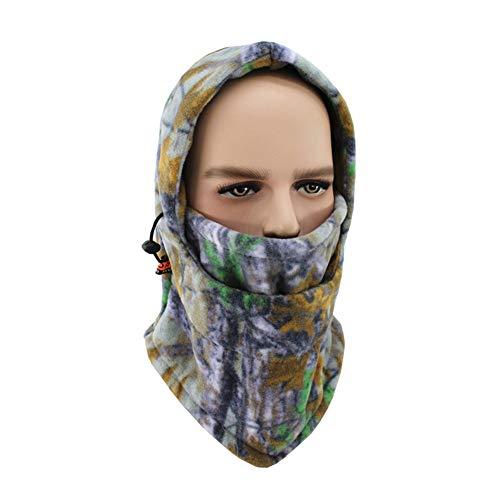 XIAXIACP Windproof Hat, Multifunktionsveta-Kapuzenhais maskierte Hut im Freien für Männer und Frauen Wasser-Riding Multifunktionshut,D