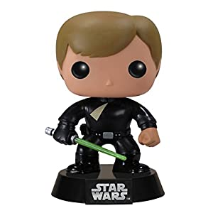 Funko Pop Luke Skywalker Jedi (11) Funko Pop Star Wars