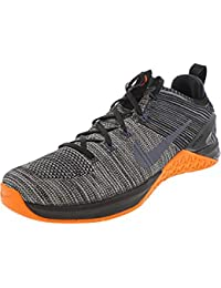the latest 1966c aea84 NIKE Metcon DSX Flyknit 2 924423 045 Black Thunder Blue Men s Training Shoes  (10