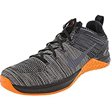 check out da641 c71fb NIKE Metcon DSX Flyknit 2 924423 045 Black Thunder Blue Men s Training  Shoes (10
