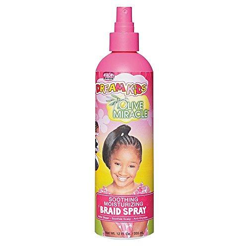African Pride Traum Kinder-Olive-Wunder Braid Gischt 355 ml